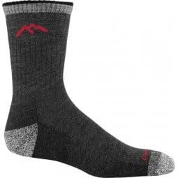 Darn Tough Hiker Micro Crew Cushion Socke Black