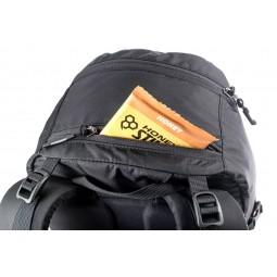 Granite Gear Dagger Rucksack schwarz Deckeltasche