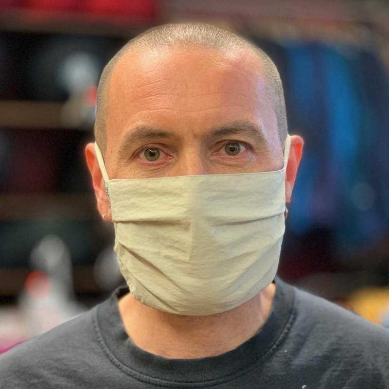 Die Viavesto Nase-Mund-Maske im Einsatz