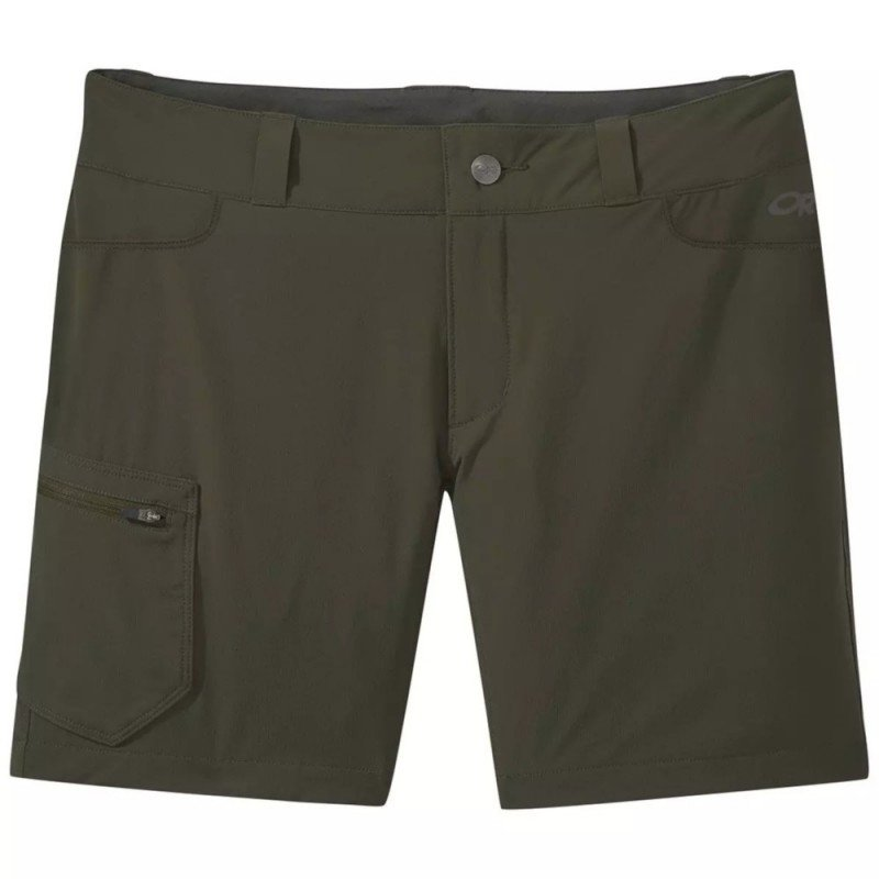 Outdoor Research Ferrosi Shorts Damen in der Farbe Fatigue