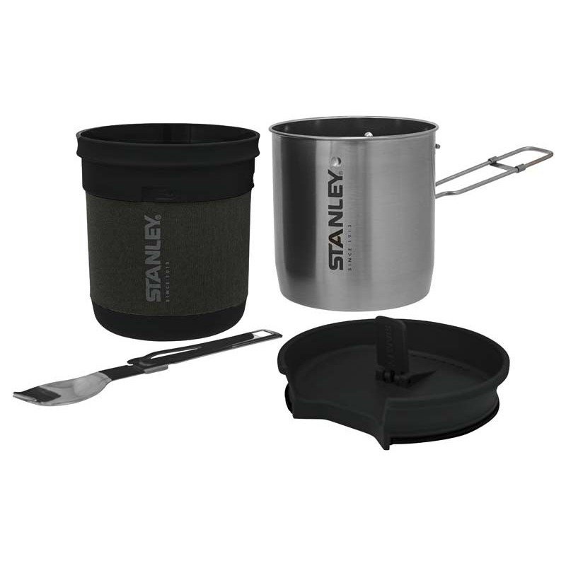 Stanley Compact Cook Set Lieferumfang