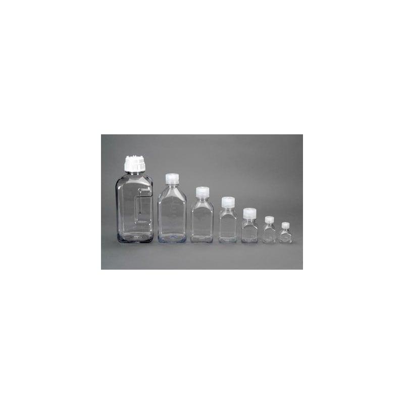 Nalgene Flasche Quader transparent