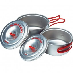 Evernew Titanium UL Pot Set S