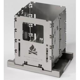 Multifunktions-Einschub LF Titanium als stabile Bodenplatte