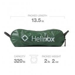 Helinox Chair One Campingstuhl Packmaß und Gewicht