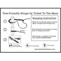 Ticket to the Moon Tree Friendly Straps Anleitung