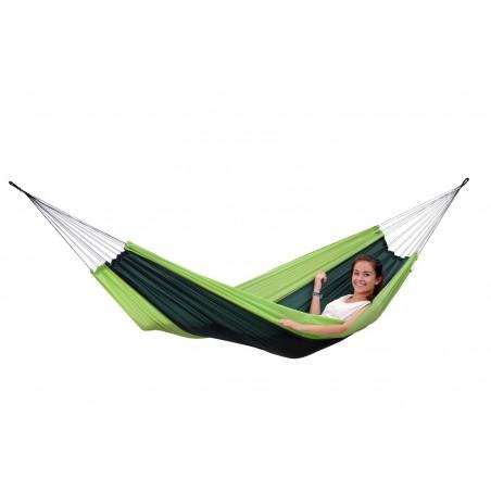 Amazonas Silk Traveller Leichthängematte - AZ-1030170 - Forest Green
