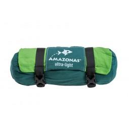Amazonas Silk Traveller Leichthängematte - 350 g leicht, minimal klein verpackt - auf jedem Abenteuer dabei