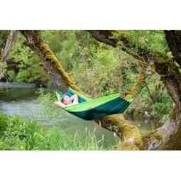 Amazonas Silk Traveller Leichthängematte - Ruhe schwebend geniessen