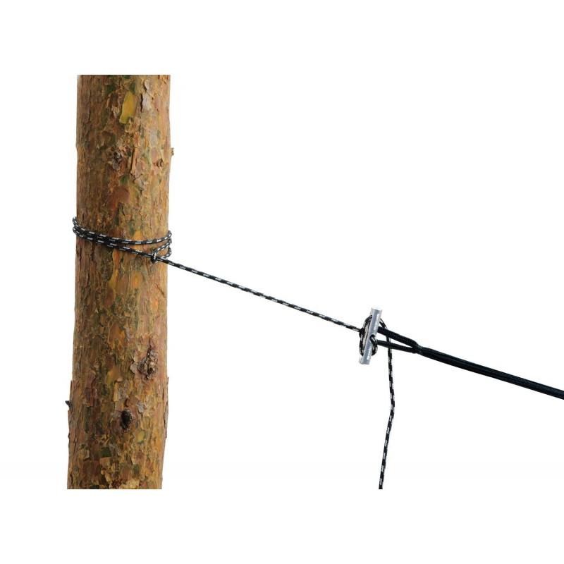 Amazonas Ultralight Microrope Hängemattenaufhängung - AZ-3027000 - leichte, robuste Befestigung für Hängematten