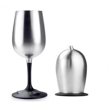 GSI Weißweinglas Edelstahl