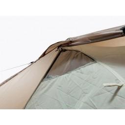 Lago Pro Air 1 Zelt mit Meshbereichen am Innenzelt