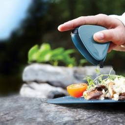 Salt & Pepper Plus BIO™ Gewürzstreuer im Einsatz