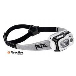 Petzl Swift RL Stirnlampe E095BA00 Schwarz