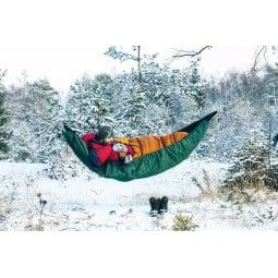 Amazonas Underquilt - effektiver Wärmeschutz von unten für deine Hängematte