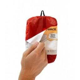 Air ZippDitty 4er Set im Packsack mit verwertbarem Tyvek Etikett