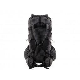 Liteway Elementum Rucksack Rücken