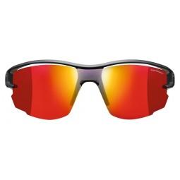 Julbo Aero Sonnenbrille - Monoscheibenbrille mit extrem breitem, uneingeschränktem Sichtfeld bei allen Lichtverhältnissen