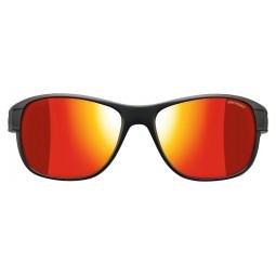 Julbo Camino Sonnenbrille - J5011114 - Gläser in Smoke Multilay Red, Flash- und Antireflex-beschichtet
