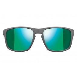 Die grüne Tönung der Gläser verfälscht die Farbwahrnehmung weniger als andere Tönungen - ideal als universeller Blendschutz für