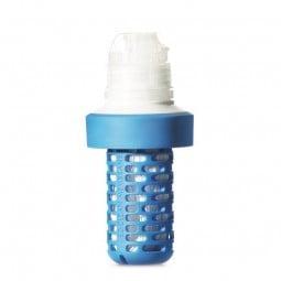 Katadyn Befree Wasserfilter 0,6 Liter - Hohlfaserfilter mit Porengröße 0.1 Mikron (0.0001 mm)