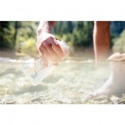 Katadyn Befree Wasserfilter 0,6 Liter - easy im Gebrauch unterwegs