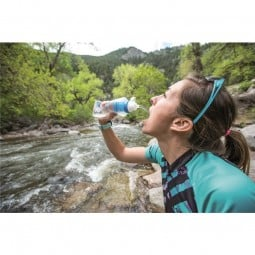 Katadyn Befree Wasserfilter 0,6 Liter - Durchflussrate von bis zu 2 Litern