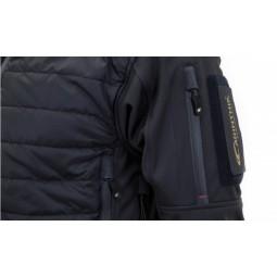 Carinthia G-Loft ISG Jacket Detailansicht Ärmel mit Tasche und Klettpatch