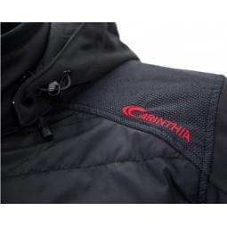 Carinthia G-Loft ISG Jacket Detailansicht verstärkter Schulterbesatz