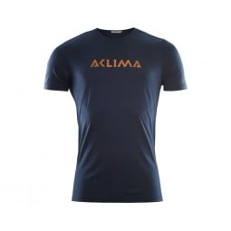 Aclima Lightwool Logo T-Shirt