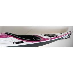Rebel Kayaks Illka II purpur+weiß-grau