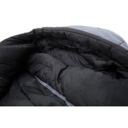 Carinthia G-350 Kunstfaserschlafsack die Kapuze im Detail