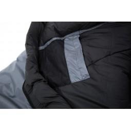 Carinthia G-350 Kunstfaserschlafsack zusätzliche Innentasche zum Verstauen von kleinen Gegenständen