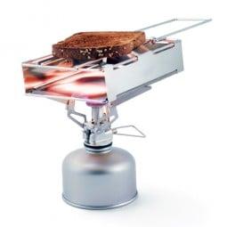 GSI Outdoor Toaster auf Kocher