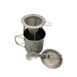 Walkonthewildside Titan Kaffee Bundle