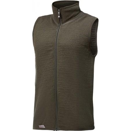 Woolpower Vest 400 in einem schickem Grün
