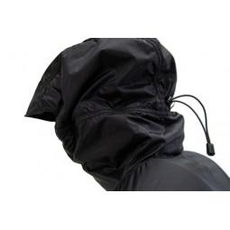 Carinthia G-Loft TLG Jacket die Kapuze lässt sich ideal an den Kopf anpassen
