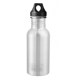 360 Degrees Stainless Drink Bottle 500 ml