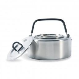 Tatonka Teapot 1 l mit Deckel daneben
