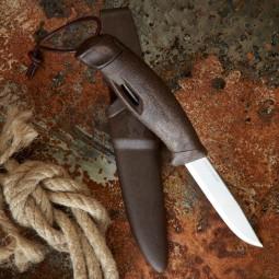 Light My Fire Swedish FireKnife® Messer neben der Hülle