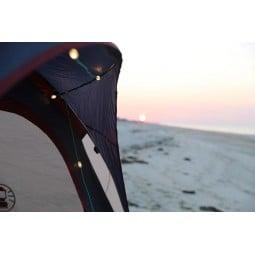 MPOWERD Luci Solar String Lichterkette am Strand
