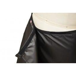 LightHeart Gear Rain Wrap mit Klettleiste zum Regulieren