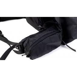 Liteway Elementum X-Pac Rucksack Hüfttaschen im Detail