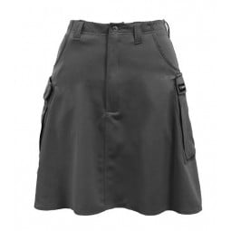 LightHeart Gear Hiking Skirt Dark Gray Frontansicht