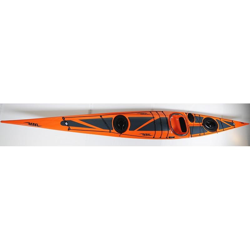 Rebel Kayaks TOC SHD orange-anthrazit