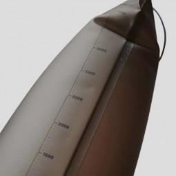 HydraPak Force Trinksystem Detailansicht der seitlichen Skala
