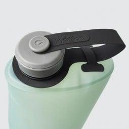 Hydrapack Seeker Faltflasche 2l Detailansicht Deckel