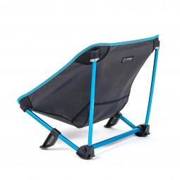 Helinox Incline Festival Chair Black Rückseite