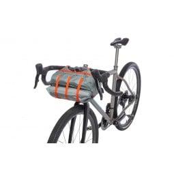 Big Agnes Copper Spur HV UL3 Bikepack Packmaß am Fahrrad