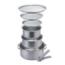 Soto Gora Pot Set mit ineinander nestbaren Einzelteilen